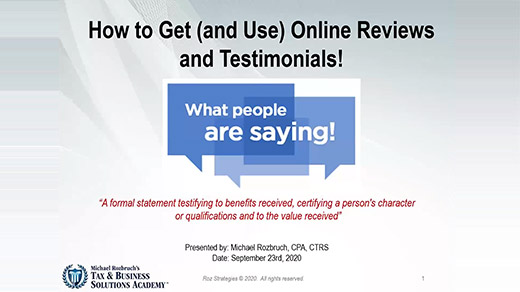 How to Get Testimonials From Your Clients Without Asking for One!