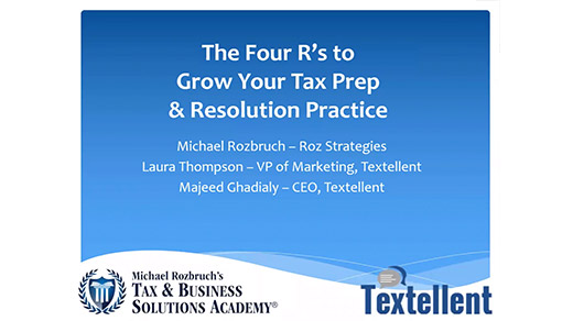 Secrets to Growing Your Tax Practice 2021